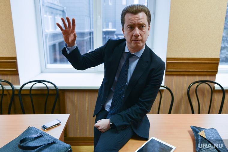 Бурматов Владимир Владимирович губернатор Челябинской области