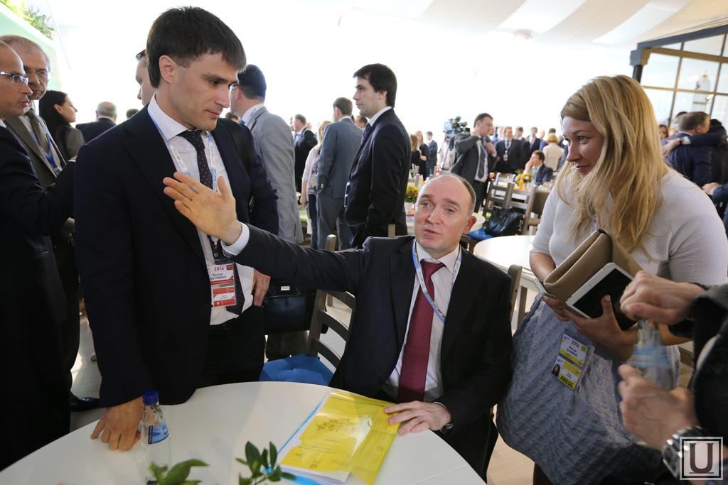 Дубровский Борис сын Александра Челябинской области губернатор