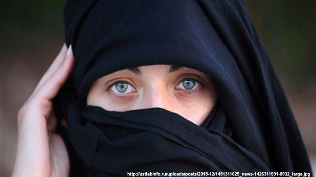 вербовщица ИГИЛ