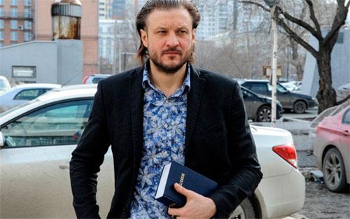 Николай Сандаков Челябинск
