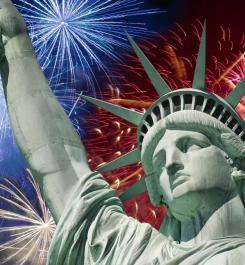 День независимости США 4 июля
