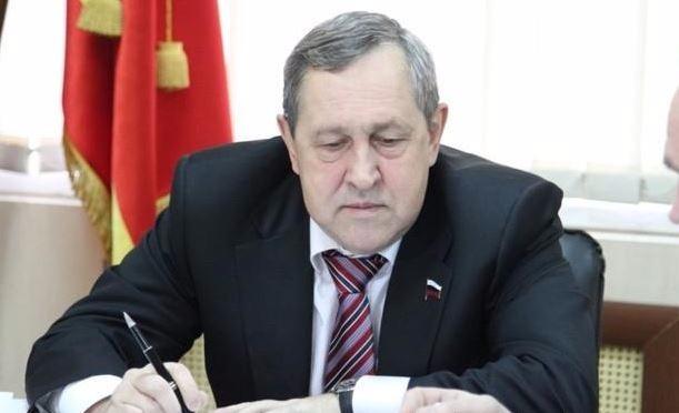 Вадим Белоусов депутат Государственной Думы